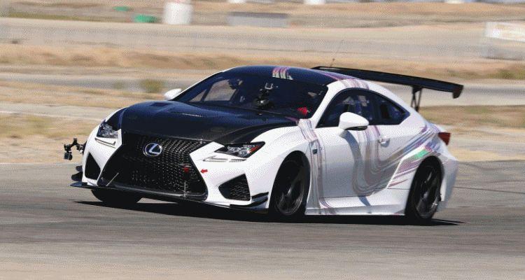 2015 Lexus RCF GT Concept