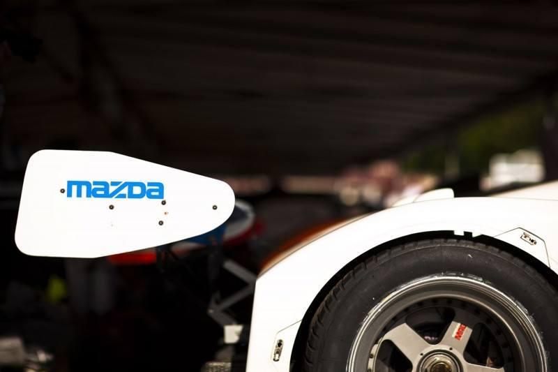 2015 Mazda LM55 Vision GT Tops Goodwood With 787B LeMans Legend 36