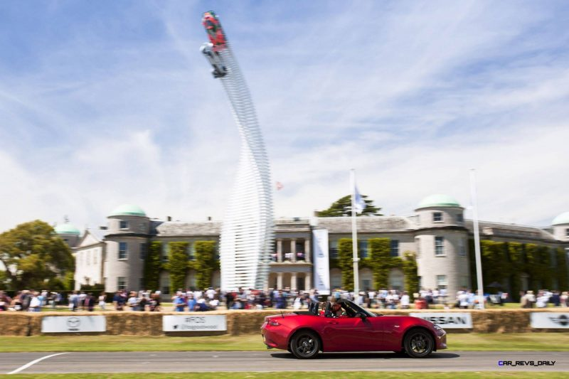 Goodwood Festival Of Speed.  FoS 2015. Goodwood, England. 25th - 28th June 2015.  Photo: Drew Gibson