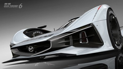 2015 Mazda LM55 Vision GT Tops Goodwood With 787B LeMans Legend 93