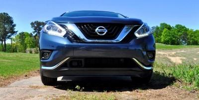 2015 Nissan MURANO SL 106