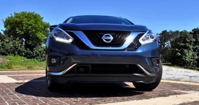 2015 Nissan MURANO SL 11