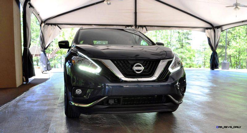 2015 Nissan MURANO SL 110