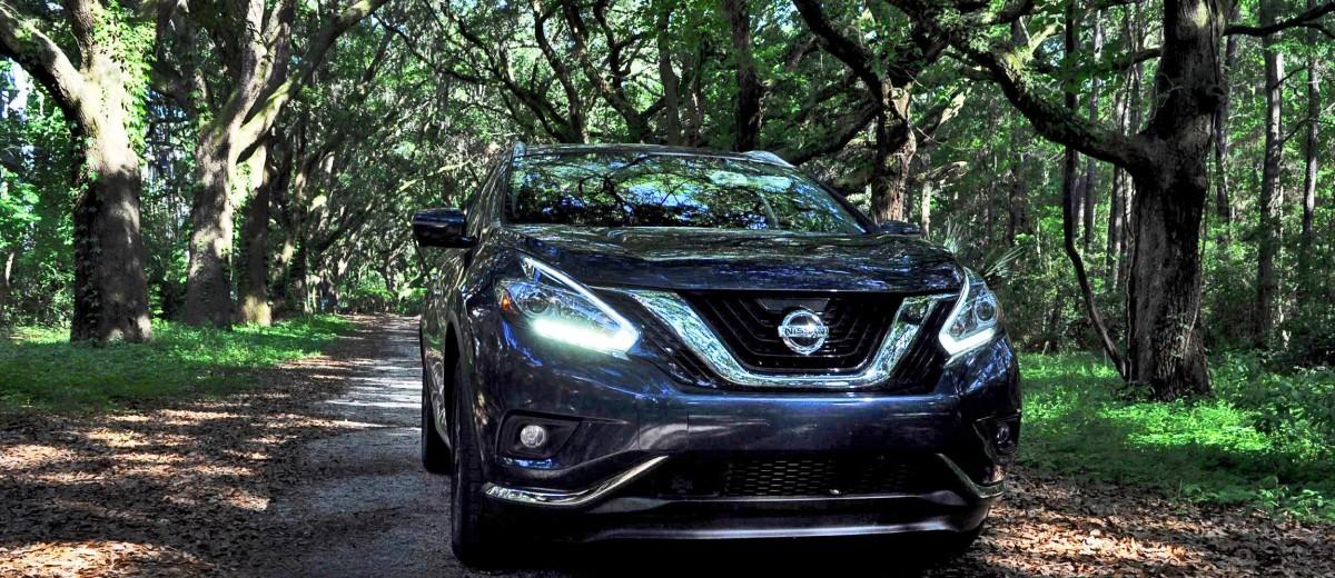 2015 Nissan MURANO SL 114