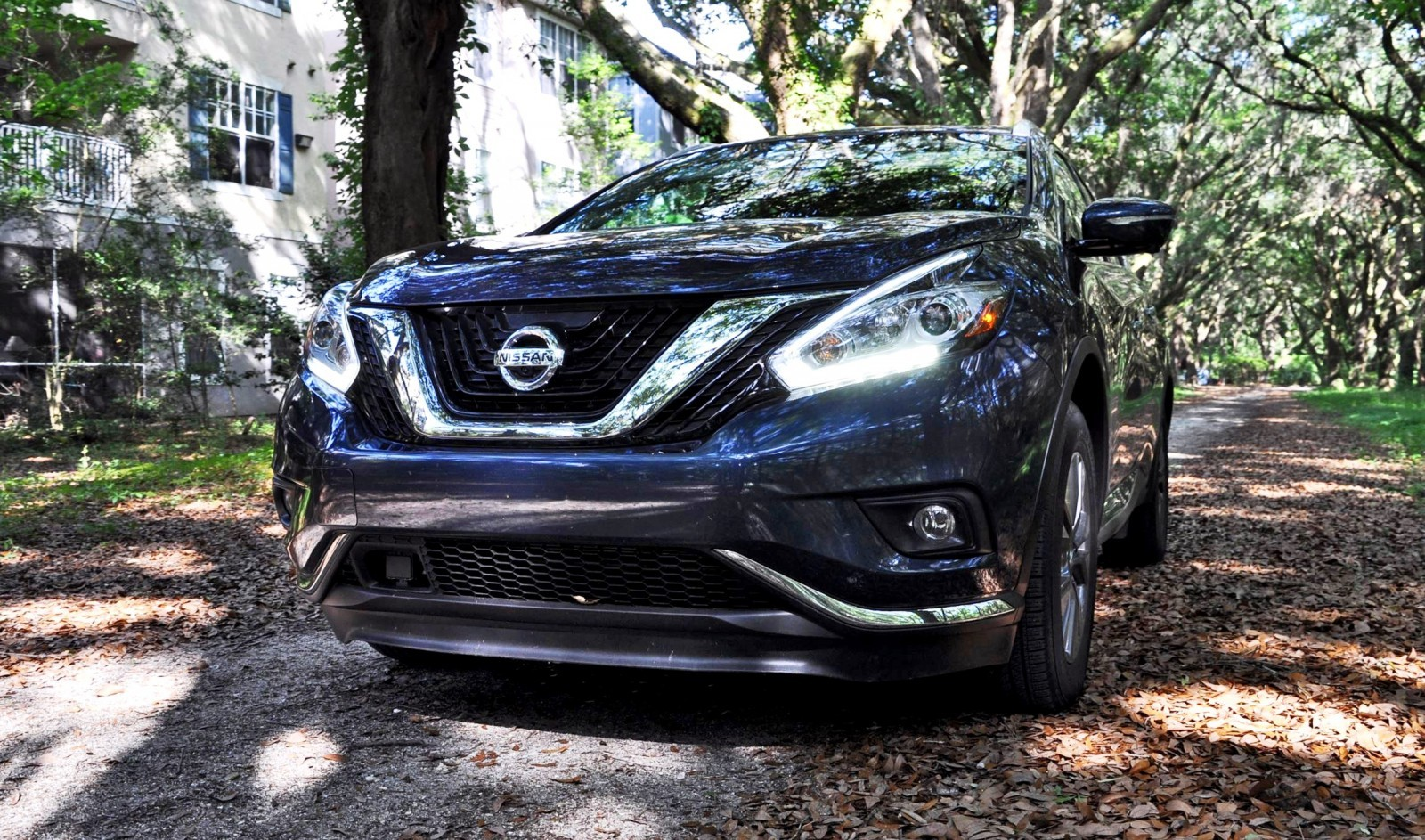Nissan Rogue 7 Seater >> 2015 Nissan Murano Review