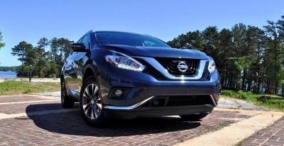 2015 Nissan MURANO SL 16