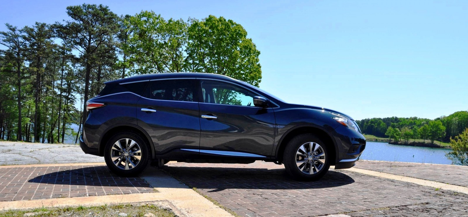 Simple Test Drive 2015 Nissan Murano Platinum Review  Upcoming