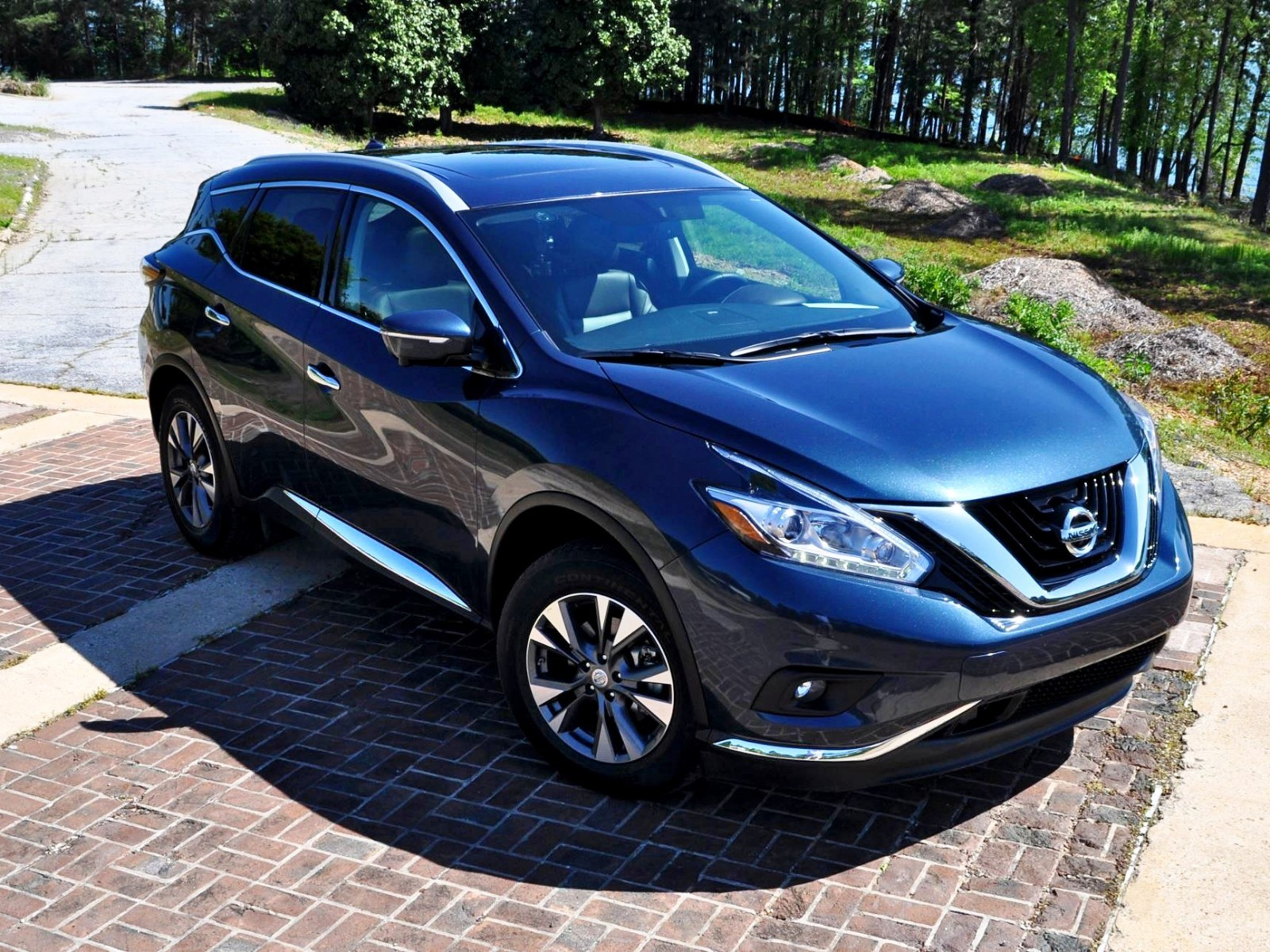 2015 nissan murano sl 42. Black Bedroom Furniture Sets. Home Design Ideas
