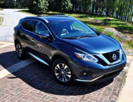 4K Road Test Review – 2015 Nissan Murano SL – Ultra-Modern Crossover Is World's Smoothest SUV?
