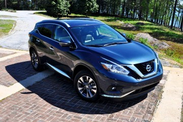 4K Road Test Review - 2015 Nissan Murano SL - Ultra-Modern Crossover Is World's Smoothest SUV?