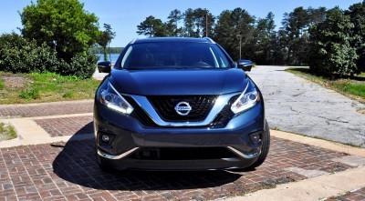 2015 Nissan MURANO SL 45