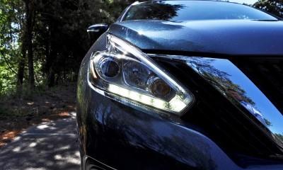 2015 Nissan MURANO SL 52