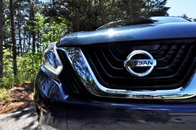 2015 Nissan MURANO SL 57