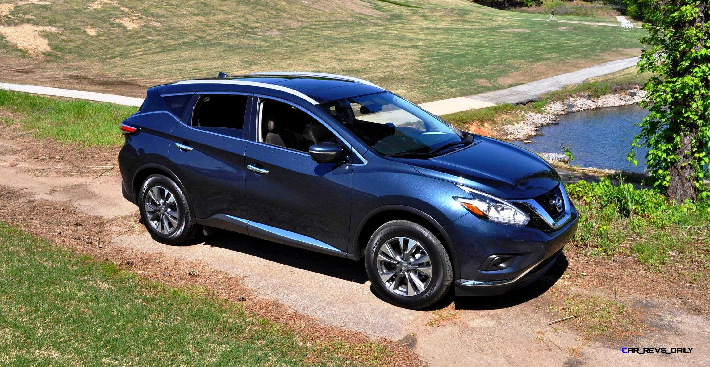 2015 nissan murano review. Black Bedroom Furniture Sets. Home Design Ideas