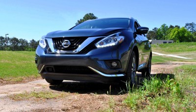 2015 Nissan MURANO SL 77