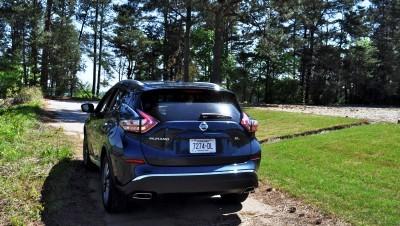 2015 Nissan MURANO SL 91