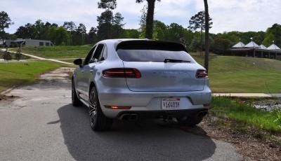 2015 Porsche MACAN TURBO Review Photos 10