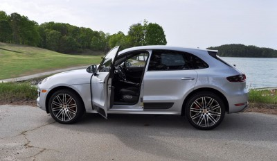 2015 Porsche MACAN TURBO Review Photos 11