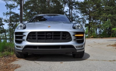 2015 Porsche MACAN TURBO Review Photos 15