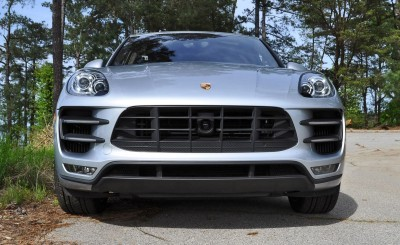 2015 Porsche MACAN TURBO Review Photos 17