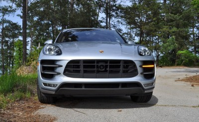 2015 Porsche MACAN TURBO Review Photos 18