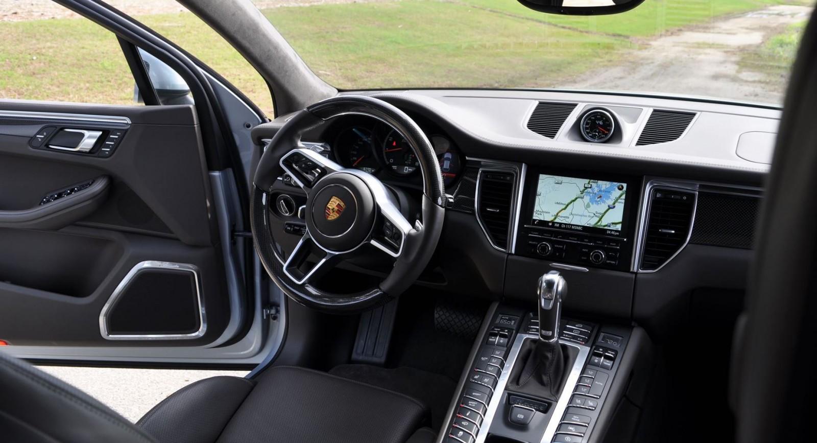 2015 Porsche Macan Turbo Review