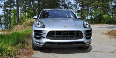 2015 Porsche MACAN TURBO Review Photos 21