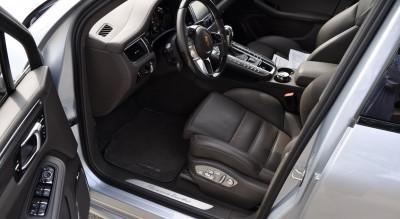 2015 Porsche MACAN TURBO Review Photos 22