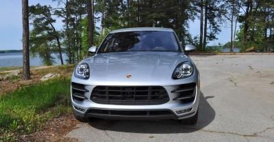 2015 Porsche MACAN TURBO Review Photos 24