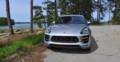 2015 Porsche MACAN TURBO Review Photos 25