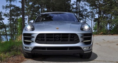 2015 Porsche MACAN TURBO Review Photos 30