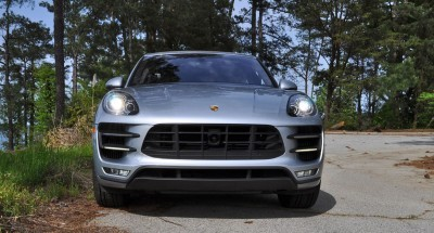 2015 Porsche MACAN TURBO Review Photos 31