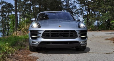 2015 Porsche MACAN TURBO Review Photos 32