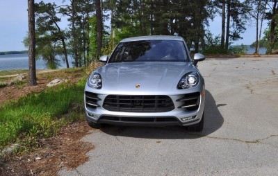 2015 Porsche MACAN TURBO Review Photos 36