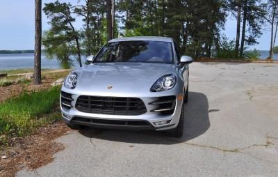2015 Porsche MACAN TURBO Review Photos 37