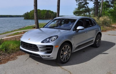 2015 Porsche MACAN TURBO Review Photos 39