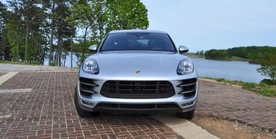 2015 Porsche MACAN TURBO Review Photos 51