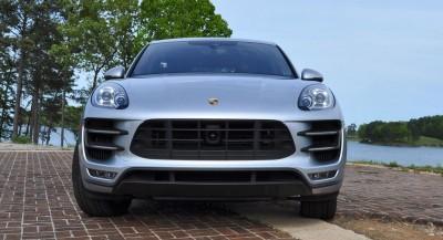 2015 Porsche MACAN TURBO Review Photos 52
