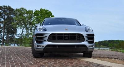 2015 Porsche MACAN TURBO Review Photos 53