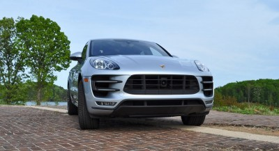 2015 Porsche MACAN TURBO Review Photos 54