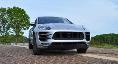 2015 Porsche MACAN TURBO Review Photos 54