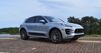 2015 Porsche MACAN TURBO Review Photos 57