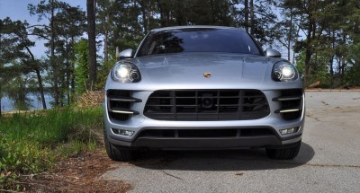 2015 Porsche MACAN TURBO Review Photos 6
