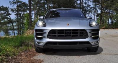 2015 Porsche MACAN TURBO Review Photos 6