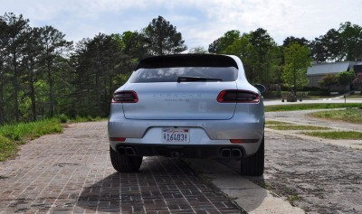 2015 Porsche MACAN TURBO Review Photos 61
