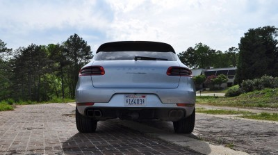 2015 Porsche MACAN TURBO Review Photos 62