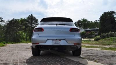 2015 Porsche MACAN TURBO Review Photos 62