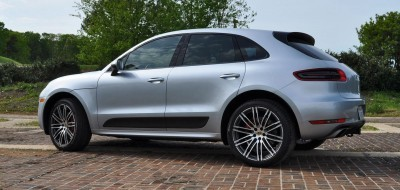 2015 Porsche MACAN TURBO Review Photos 65