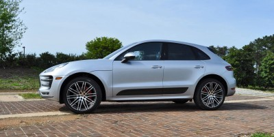 2015 Porsche MACAN TURBO Review Photos 67