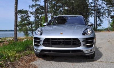 2015 Porsche MACAN TURBO Review Photos 7